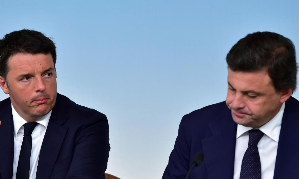 Renzi e Calenda, giù la maschera: è l'ora delle decisioni (liberali) per l'Italia. Parla Benedetto