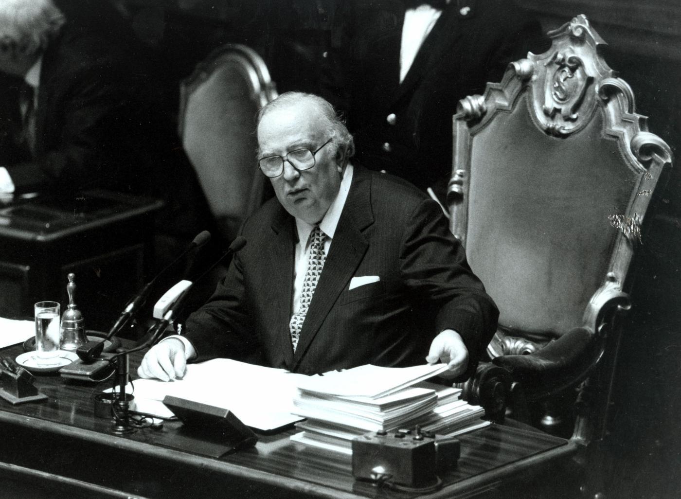 Giovanni Spadolini uomo di Stato, fautore del partito della ragione