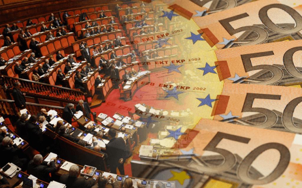 La demagogica abolizione del finanziamento diretto ai partiti