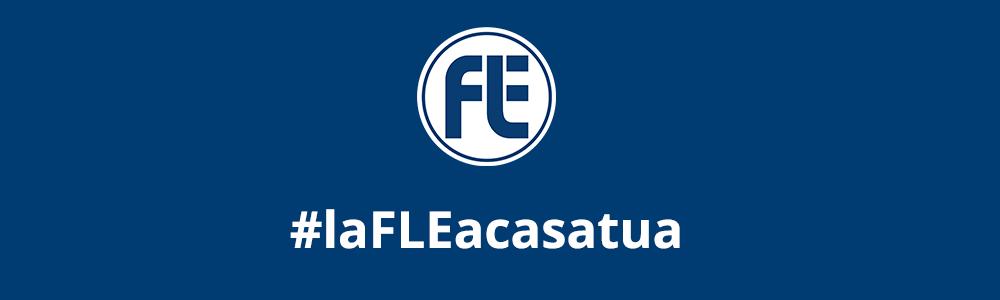 #laFLEacasatua
