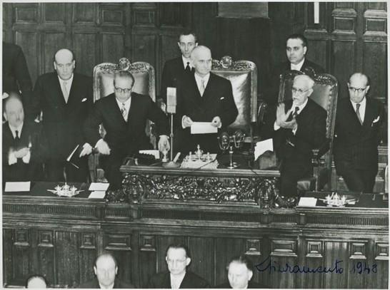 Luigi Einaudi e la politica economica della ricostruzione