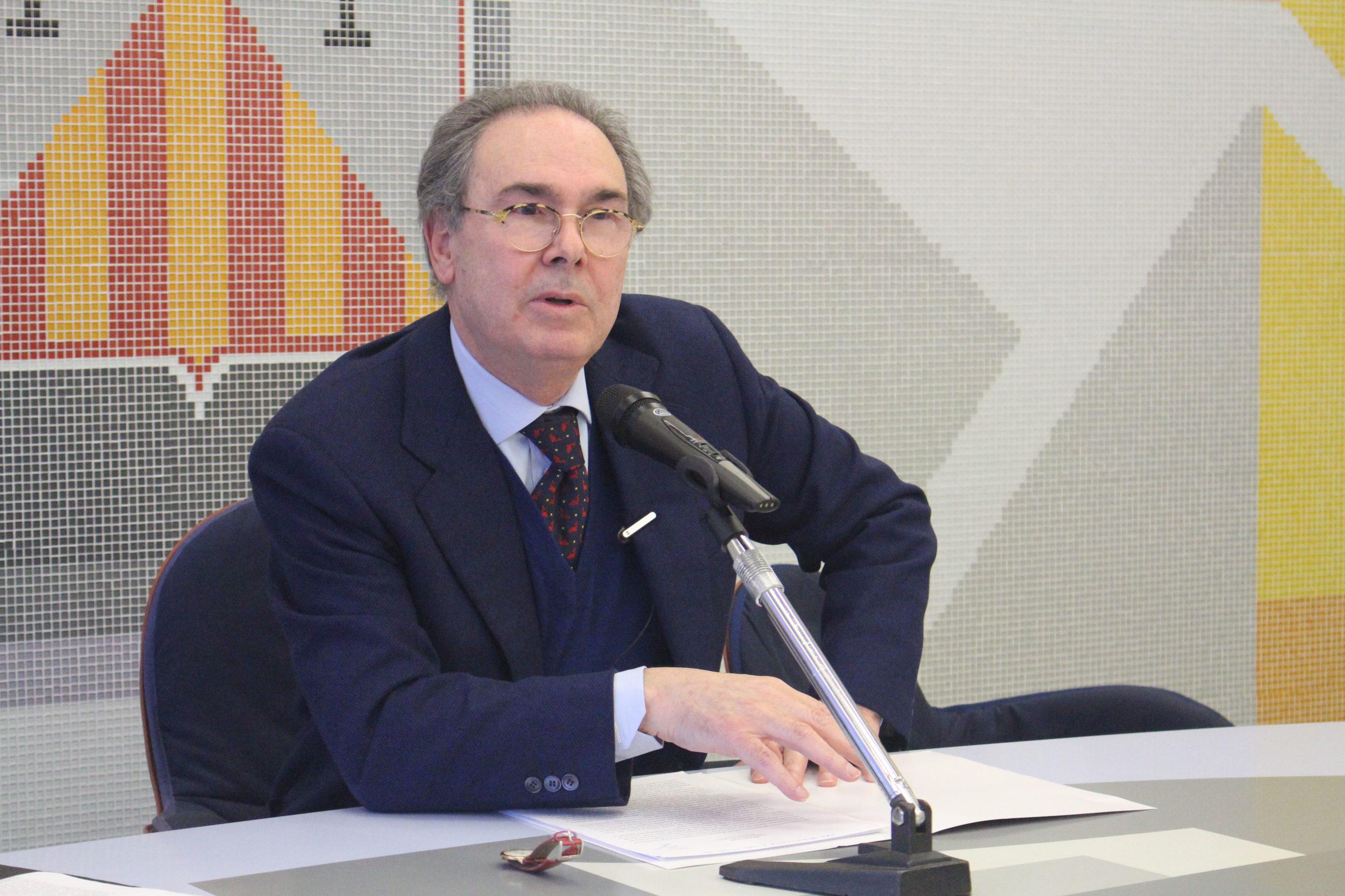 """Intervista al Prof. Lorenzo Infantino """"Il mercato non è un dogma, è il mezzo per realizzarci e aiutarci ad esplorare l'ignoto"""""""