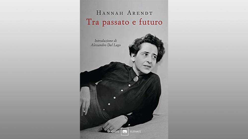 """Michele Gerace legge """"Tra passato e futuro"""" di Hannah Arendt"""