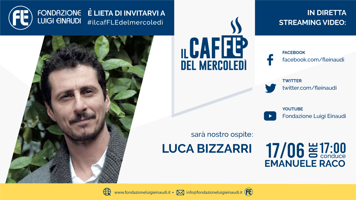 #ilcafFLEdelmercoledì – Luca Bizzarri