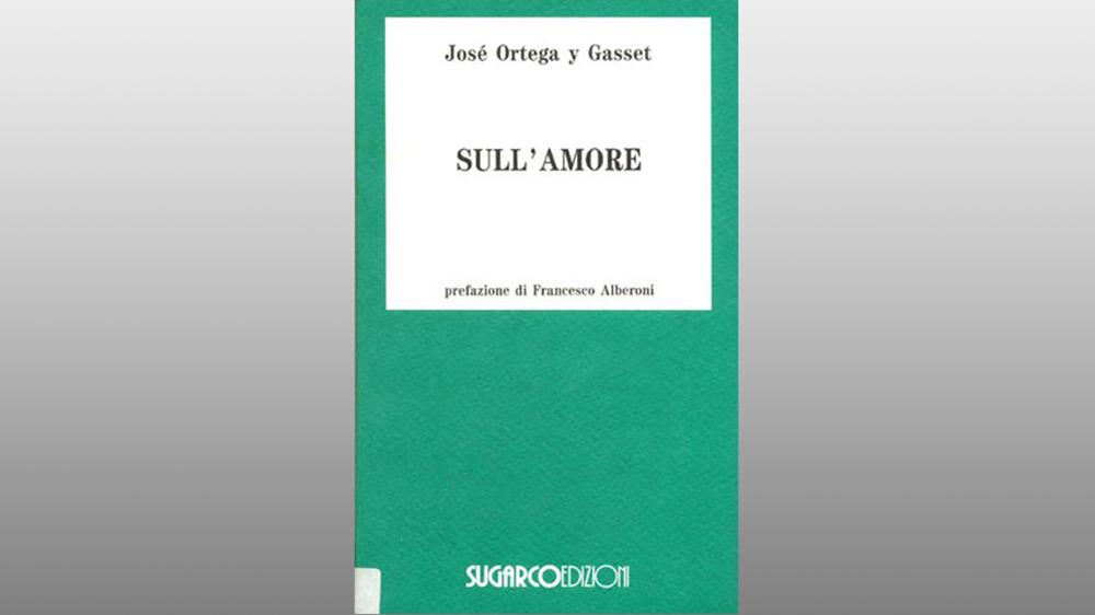 """Michele Gerace legge """"Sull'amore"""" di José Ortega Y Gasset"""