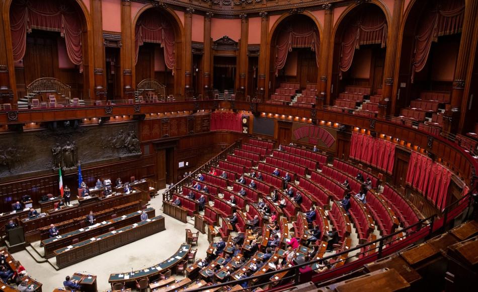 La legge elettorale per il Parlamento amputato