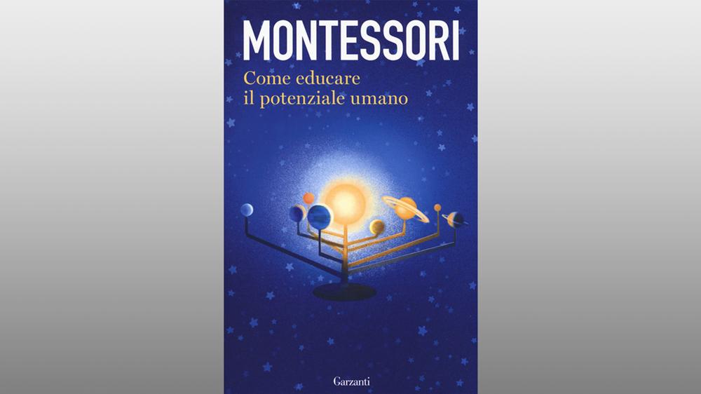 """Michele Gerace legge """"Come educare il potenziale umano"""" di Maria Montessori"""