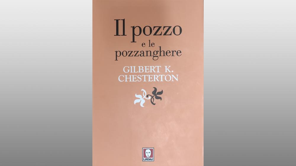 """Michele Gerace legge """"Il pozzo e le pozzanghere"""" di Gilbert K. Chesterton"""