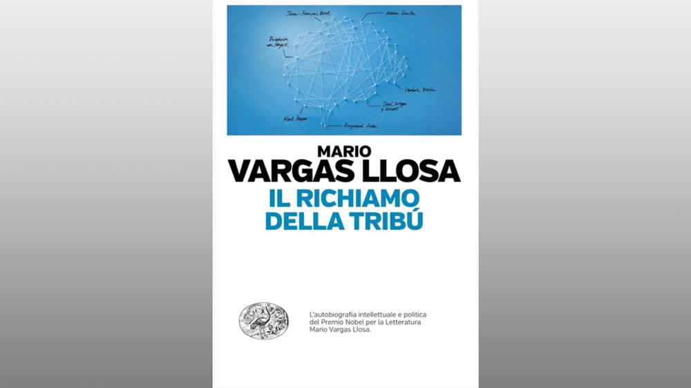 """Michele Gerace legge """"Il richiamo della tribù"""" di Mario Vargas Llosa"""