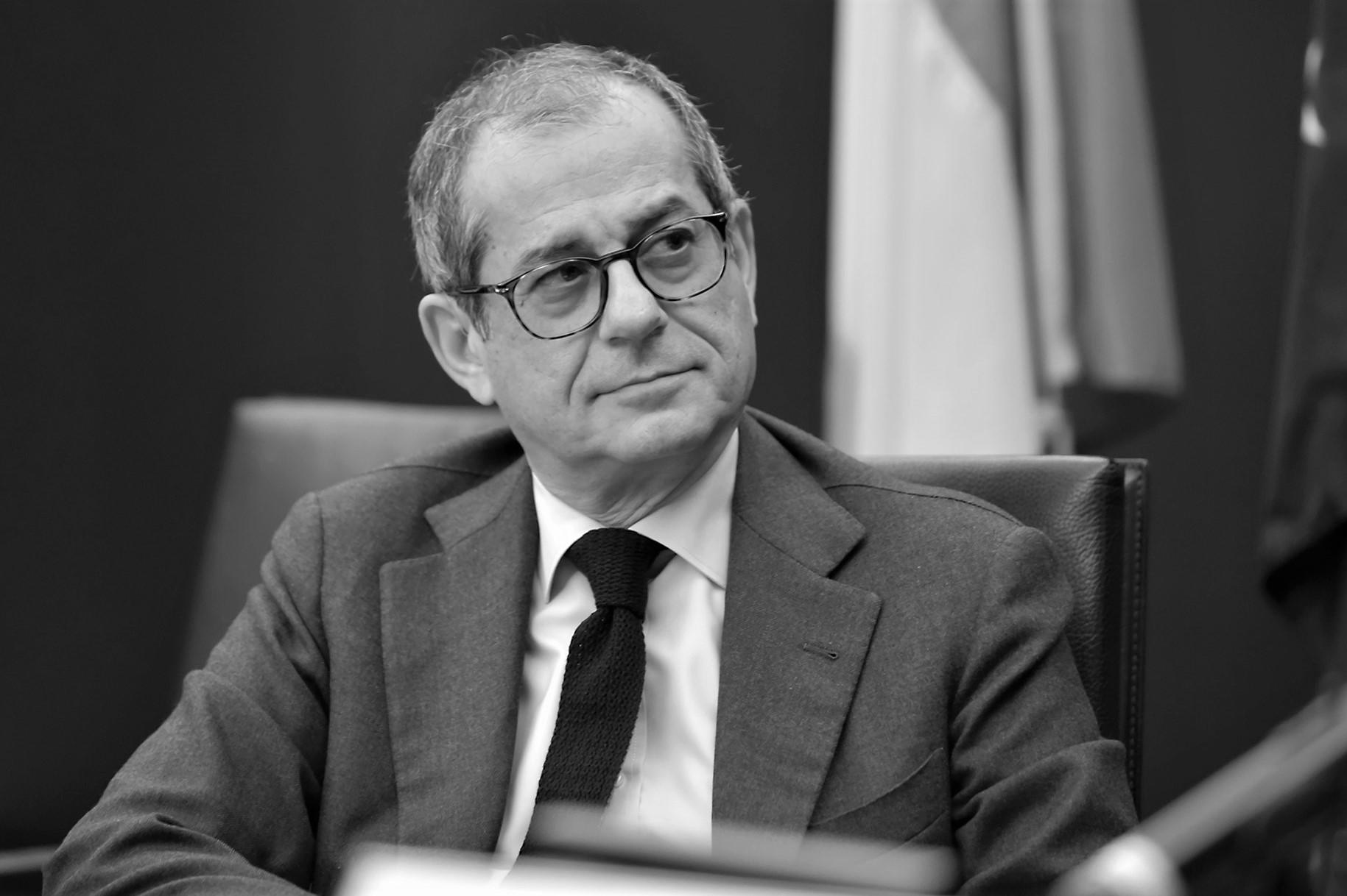 Giovanni Tria: Recovery Fund: linee guida, ma per chi?