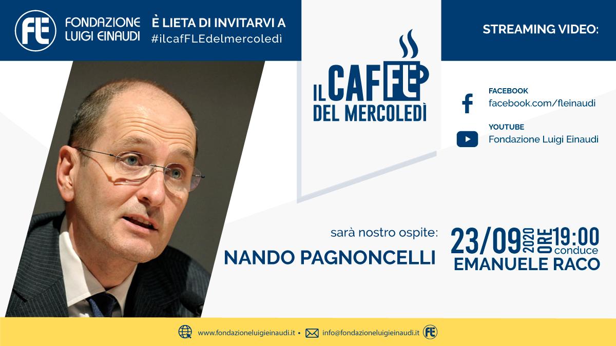 #ilcafFLEdelmercoledì – Nando Pagnoncelli