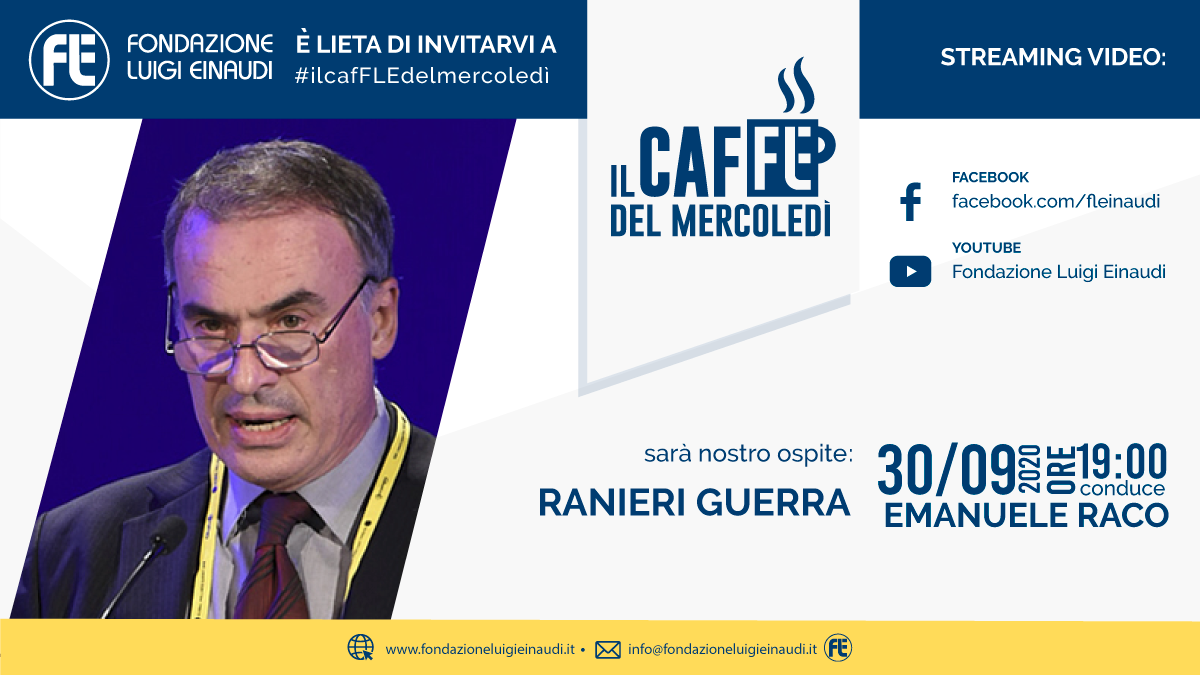 #ilcafFLEdelmercoledì – Ranieri Guerra