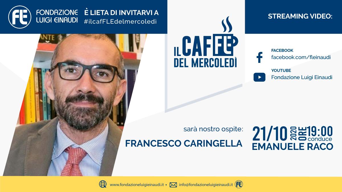 #ilcafFLEdelmercoledì – Francesco Caringella