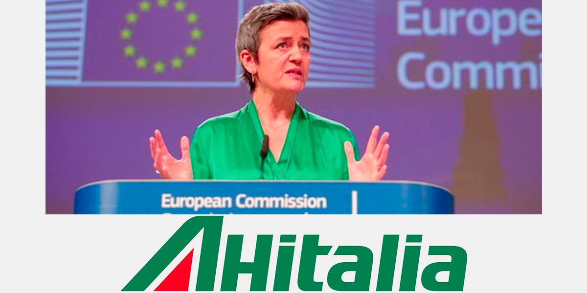Margrethe Vestager su Alitalia. Video originale e traduzione della Fondazione Einaudi (Guarda QUI)