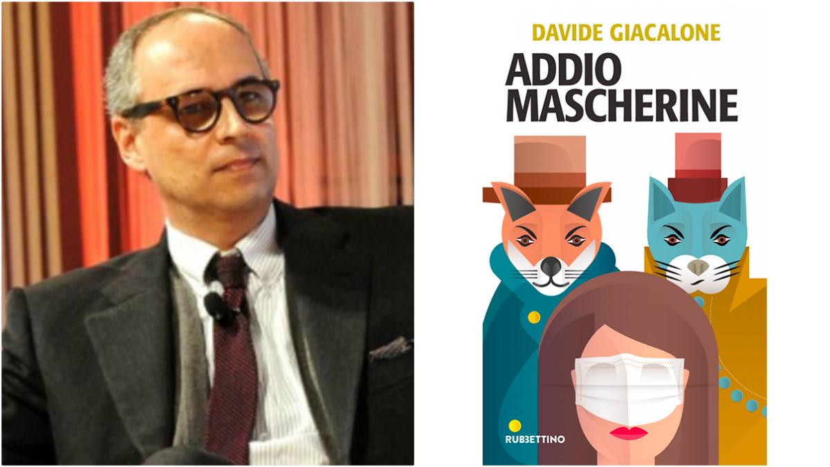 """Addio mascherine"" di Davide Giacalone"