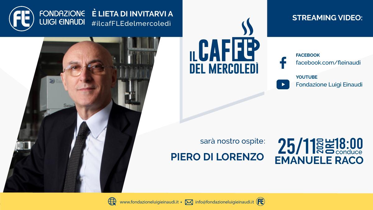 #ilcafFLEdelmercoledì – Piero Di Lorenzo