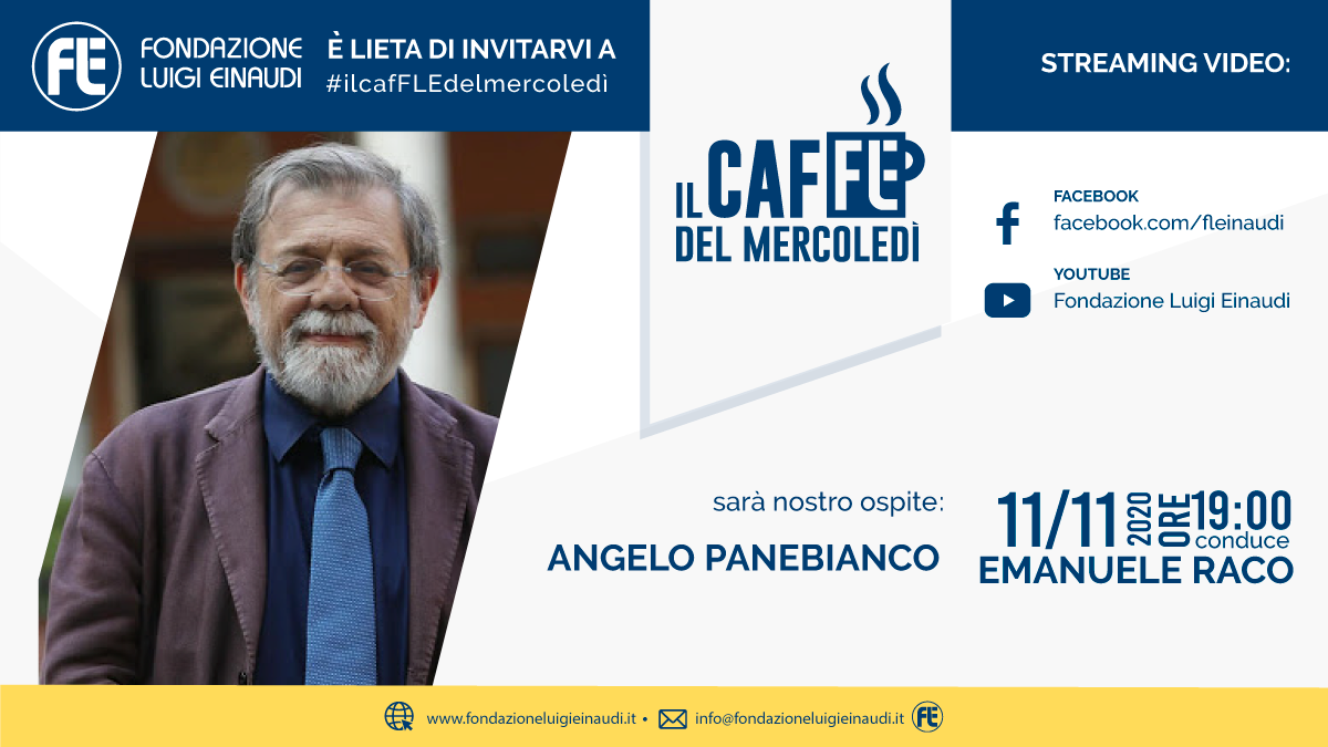 #ilcafFLEdelmercoledì – Angelo Panebianco