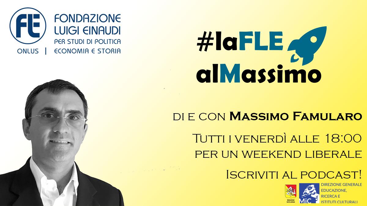 Lancio de #laFLEalMassimo di e con Massimo Famularo