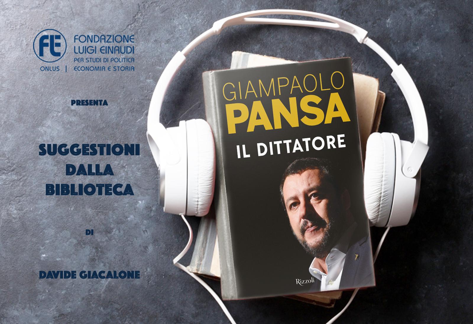 Giampaolo Pansa – Il dittatore