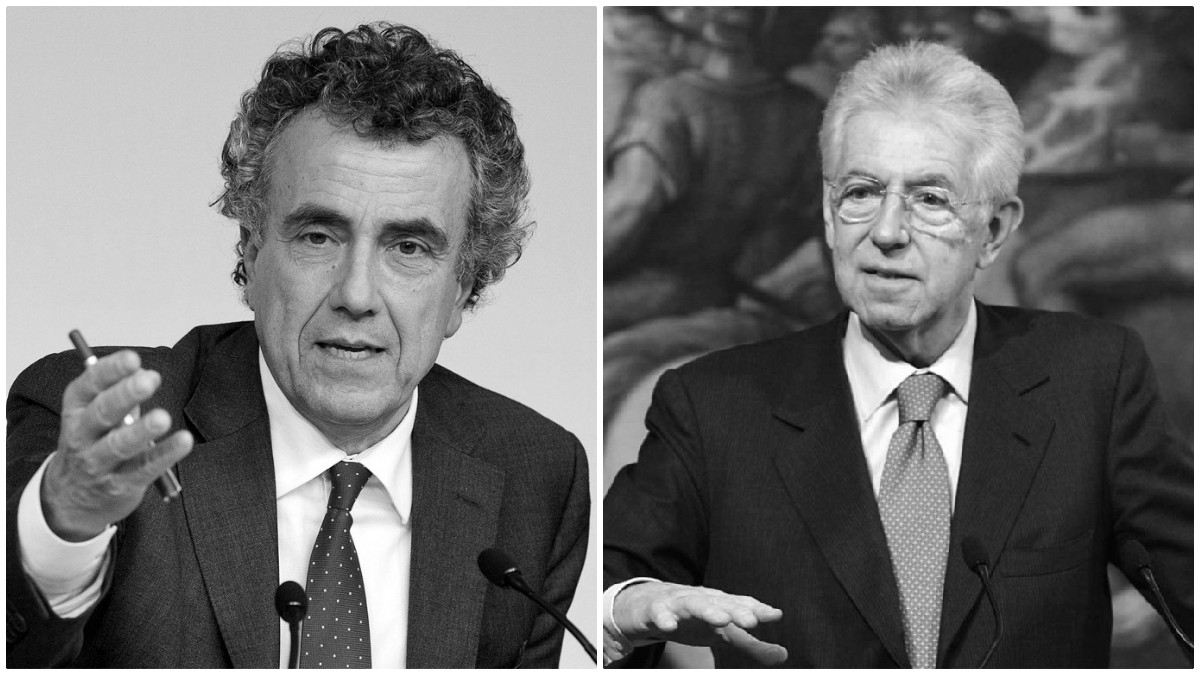 Fabrizio Barca e Mario Monti: Investimenti, riforme, risultati. Un metodo per non sbagliare