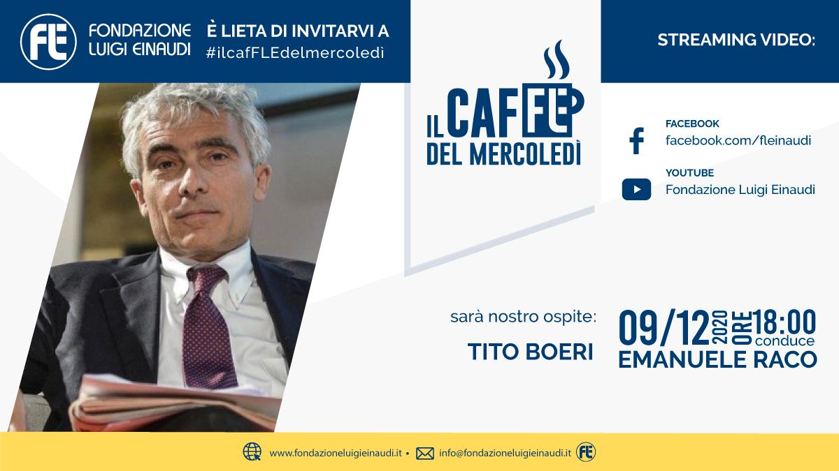 #ilcafFLEdelmercoledì – Tito Boeri