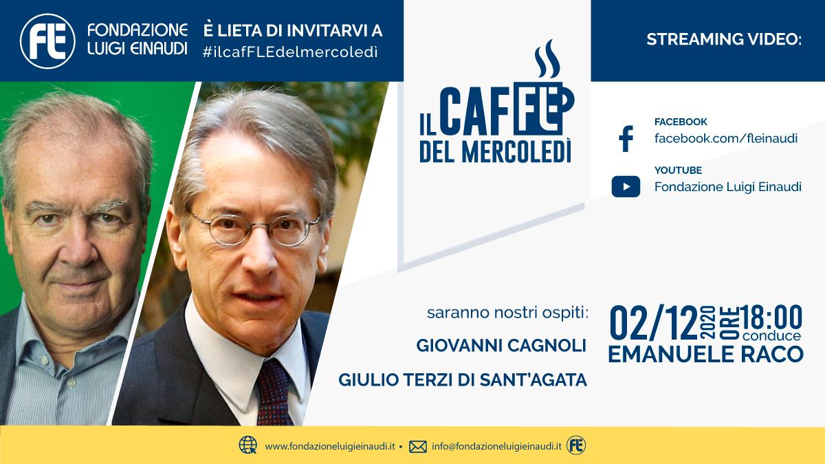 #ilcafFLEdelmercoledì – Giovanni Cagnoli e Giulio Terzi di Sant'Agata