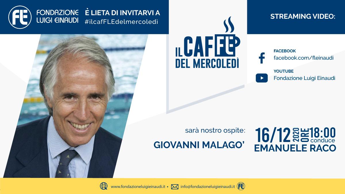 #ilcafFLEdelmercoledì – Giovanni Malagò