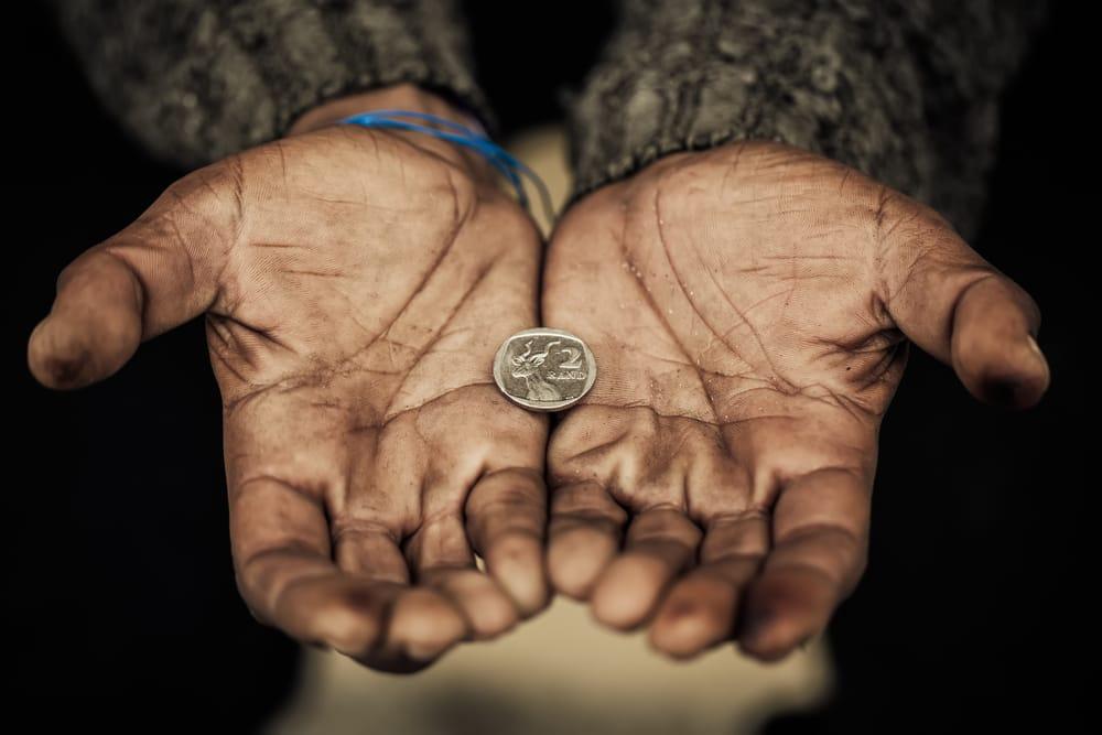 Ricchezza della povertà