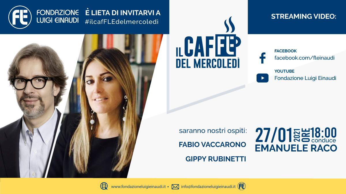 #ilcafFLEdelmercoledì – Fabio Vaccarono e Gippy Rubinetti