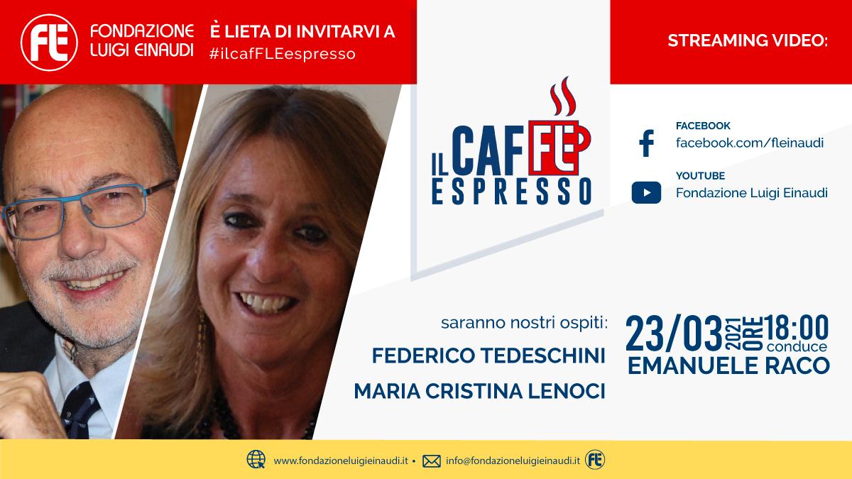 #ilcafFLEespresso – Federico Tedeschini e Maria Cristina Lenoci