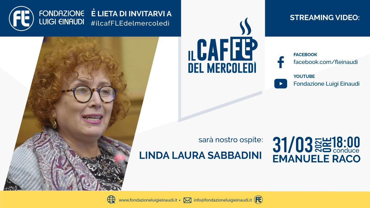 #ilcafFLEdelmercoledì – Linda Laura Sabbadini