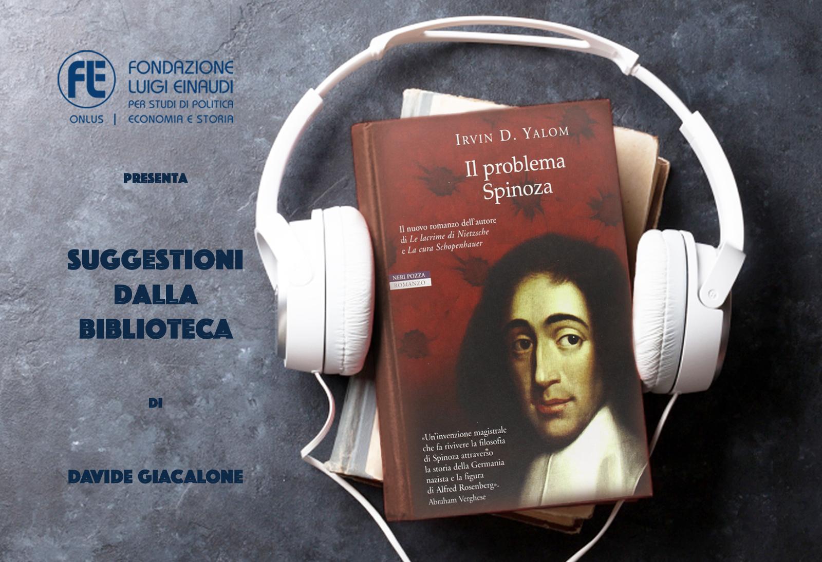Irvin D. Yalom – Il problema Spinoza