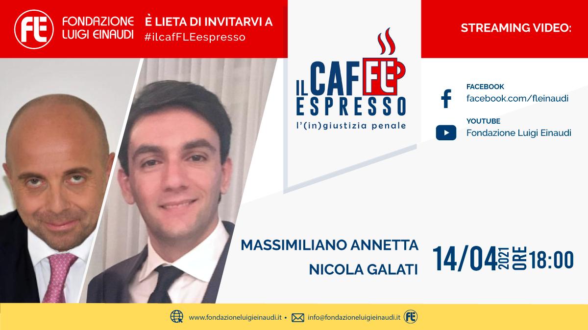 #ilcafFLEespresso – L'(in)giustizia penale di Massimiliano Annetta e Nicola Galati: La disciplina italiana dei tabulati telefonici contrasta con il diritto U.E.