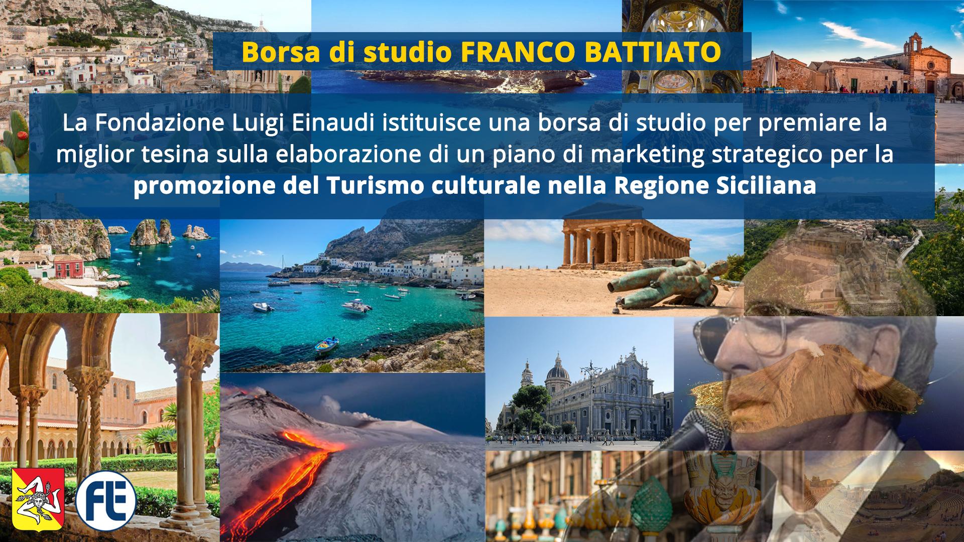 Borsa di studio Franco Battiato
