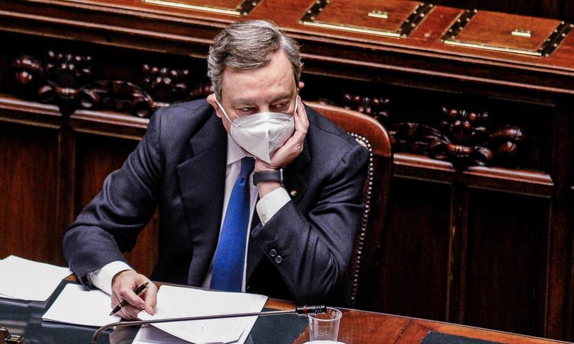 Tutti i doverosi passaggi del governo Draghi