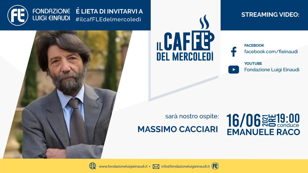 #ilcafFLEdelmercoledì – Massimo Cacciari