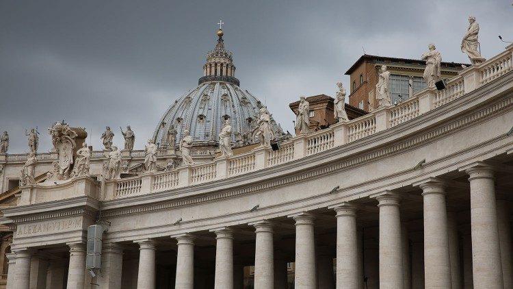 Strafalcione vaticano