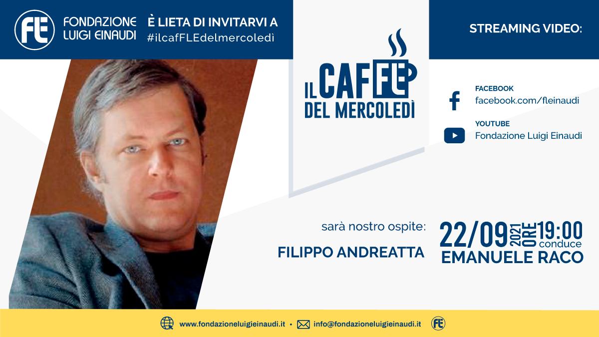 #ilcafFLEdelmercoledì – Filippo Andreatta