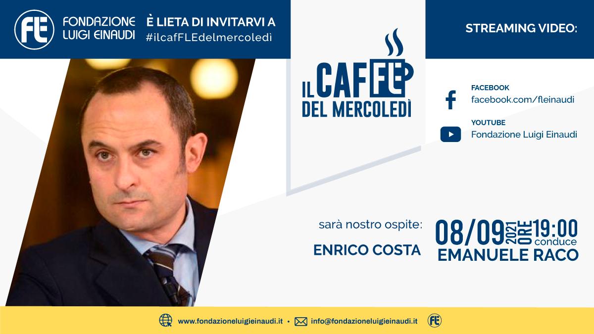 #ilcafFLEdelmercoledì – Enrico Costa