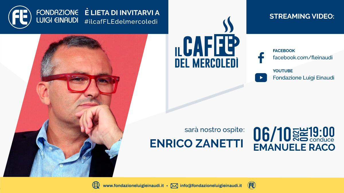 #ilcafFLEdelmercoledì – Enrico Zanetti